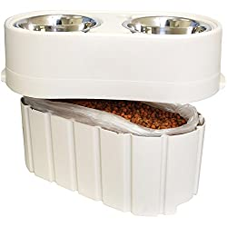 dog bowl and food storage