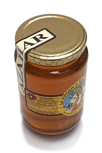 Miel de azahar natural tarro de cristal 500 gr