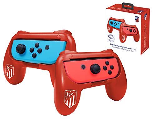 Atletico de Madrid grips (empuñaduras) accesorio para mando JoyCons Nintendo Switch