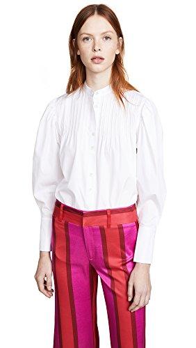 Diane Von Furstenberg Women's Pin Tuck...