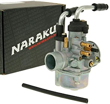 Vergaser Naraku 17 5mm Manueller Choke Für Yamaha Aerox 50 99 03 Auto