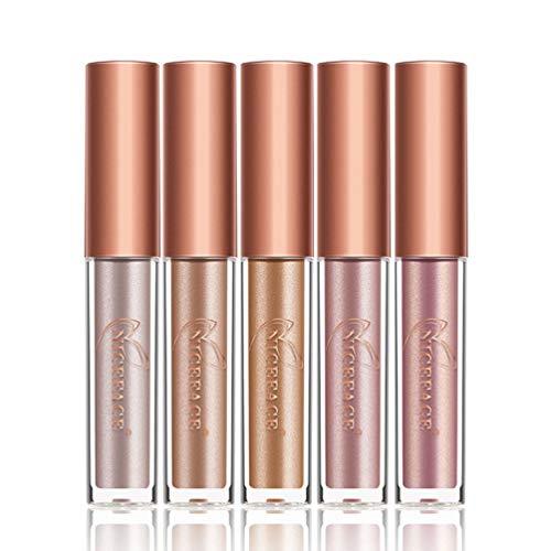 NiceFace Makeup Liquid Glow Illuminator Face Highlighters (5 colors)