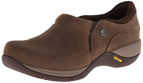 Dansko Women's Celeste Slip-On Loafer,Brown Milled...