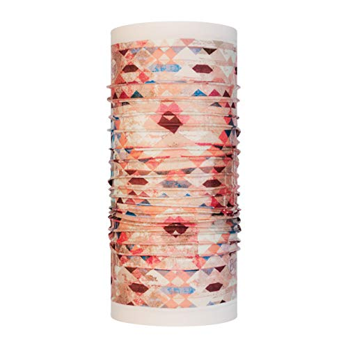 Buff Vratsa Tour de Cou Reversible Polaire Femme Multi FR : Taille Unique (Taille Fabricant : Taille One sizeque)