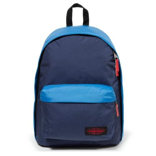 Eastpak Out Of Office Zaino, 27 Litri, Blu (Combo Blue), 44 cm