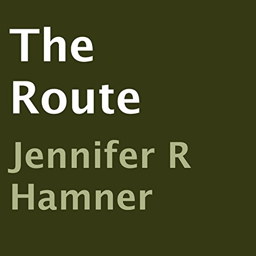 The Route audiobook cover art