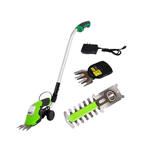 Amazing Deal GBB&MYF 3.6 Volt Lithium ion Cordless Compact Grass Shears/Electric Cordless Handheld H...