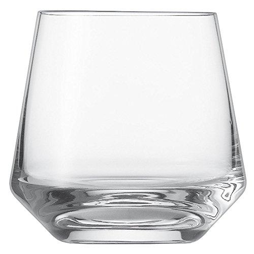 Schott Zwiesel 112844 Serie Pure 6-teiliges Whiskyglas Set, Kristallglas