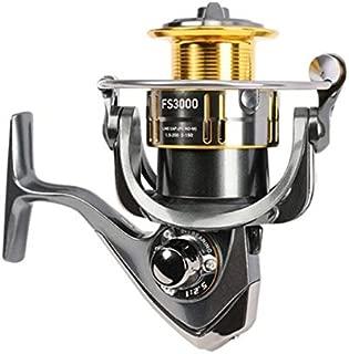 Hronyenorts FS3000 5.2:1 10BB 7Kg Metal Spool Aluminium Handle Spinning Fishing Reel Molinete para Pesca Reel Peche En Mer Feeder