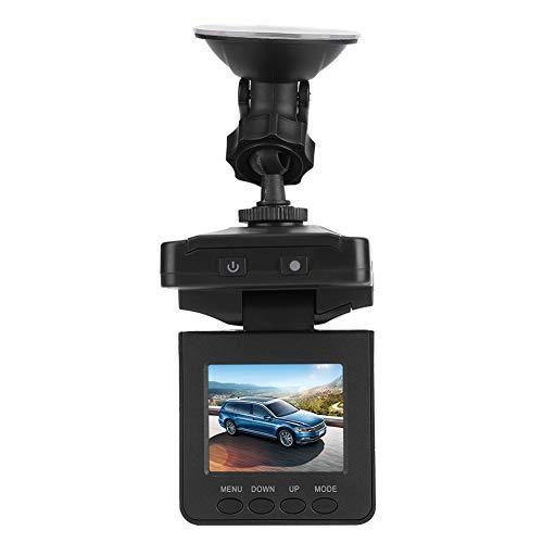 """Dash Cam 1080P Full HD DVR WiFi Grabador de conducción de automóviles Cámara de salpicadero Visión nocturna Pantalla LCD de 2.5 """"con sensor G de gran angular de 120 ° WDR Monitor de estacionamiento Gr"""