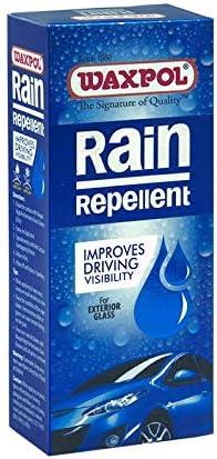 Waxpol Rain Repellent (with Applicator & Microfiber)