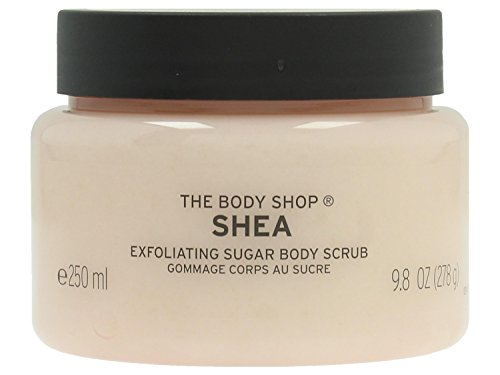 The Body Shop Body Scrub Shea 1er Pack (1 x 250 ml)