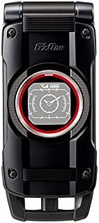 CASIO 携帯電話 au CAY01 G'z One TYPE-X ブラック 白ロム casio