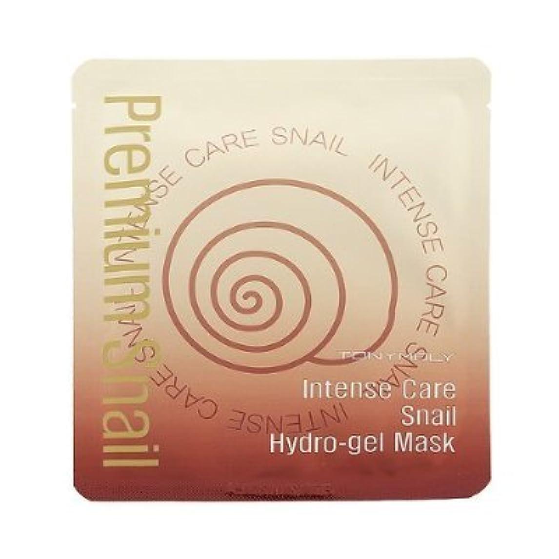 補助ショッキングヨーグルト[TONYMOLY] Intense Care Snail Hydro Gel Mask 25g x 5ea