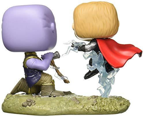 Funko Pop Thor vs Thanos (Los Vengadores: Infinity War – Movie Moments) Funko Pop Los Vengadores