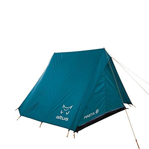 ALTUS Tienda de campaña Campamento Pineta