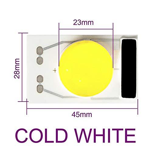 Ssg Regulador de sobretensiones LED COB viruta AC220V 50W 30W 20W Fixer...