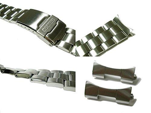 『〔セイコー〕SEIKO 時計バンド 20mm ステンレスブレス バンド(ベルト) 海外モデル SND255, SND253 メンズ 4997JG』の1枚目の画像