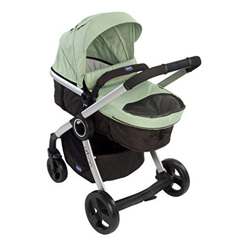 Chicco, Set di accessori per passeggino/carrozzina Color Pack Urban, Verde (SUMMER NATURE)