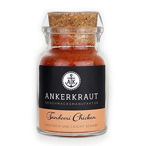 Ankerkraut Tandoori Chicken, 85g im Korkenglas