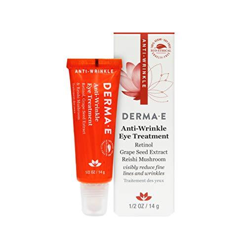 DERMA-E AntiWrinkle Vitamin A Eye Cream, 0.5 Ounce