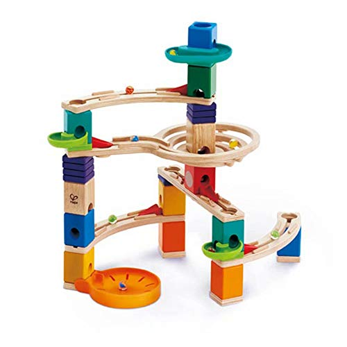 GG-Kinderspielzeug 3 Ans et Plus, Jouets éducatifs, Blocs de Billes, Blocs de Bois, Enfants, capacité d'exercice, entraînement à la logique mathématique