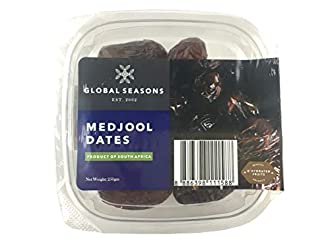 Global Seasons Medjool Dates, 250g