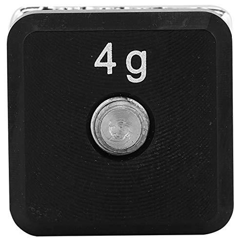 Exécution exquise 1.4x1.4x0.6cm Accessoires de club de golf Vis robuste, pour accessoires d'entraînement de golf(4G)