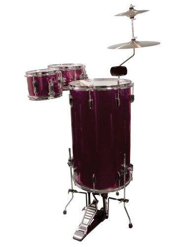 2. GP Percussion GP75WR Cocktail Drum Set