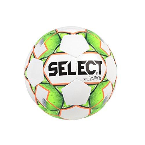 Select Talento Ball, Erwachsene, Unisex, Weiß/Grün, 49,5 – 51,5 cm