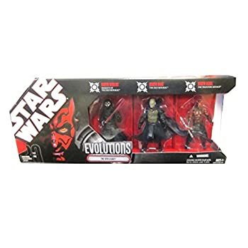 Hasbro Star Wars 3.75 Inch Evolutions - The Sith Legacy 3Pk