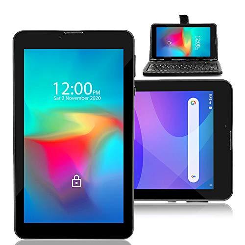 7-inch 4G LTE GSM Unlocked TabletPC & DualSIM Phone, Android 9 Pie, QuadCore 2GB RAM/16GB ROM, Bluetooth GPS WiFi