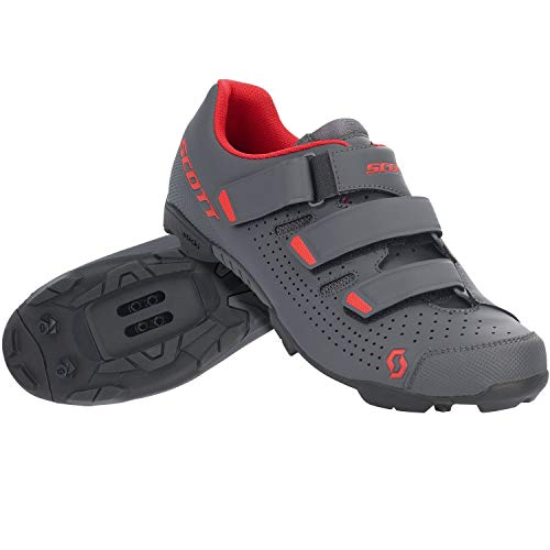Scott MTB Comp RS 2020 - Zapatillas de ciclismo, color gris, color Gris, talla 44 EU