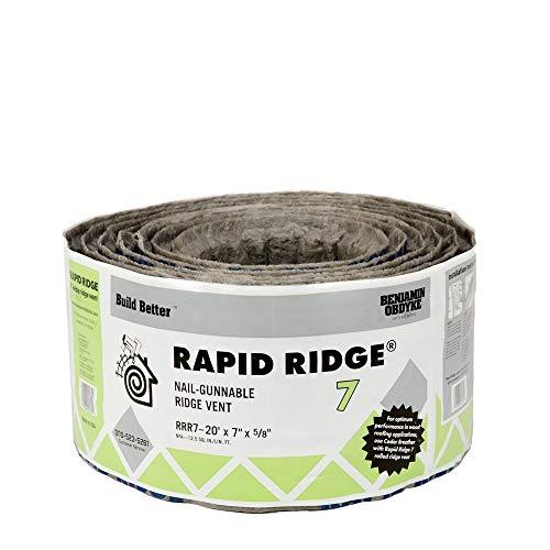 Benjamin Obdyke Rapid Ridge 7 Ridge Vent