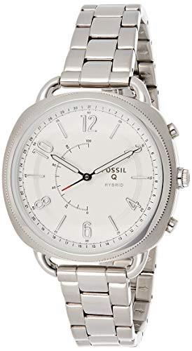 Fossil Analog Silver Dial Women's Watch - FTW1202