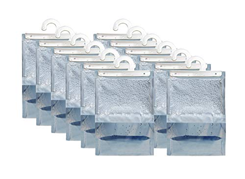 Best Buy! Dry & Dry [12 Packs [Net 7 Oz/Pack] Premium Hanging Moisture Absorber to Control Excess Mo...