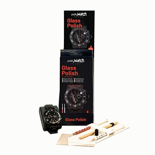 PolyWatch Glass Polish Glass Polish Scratch Remover Watch Glass Scratch Remover