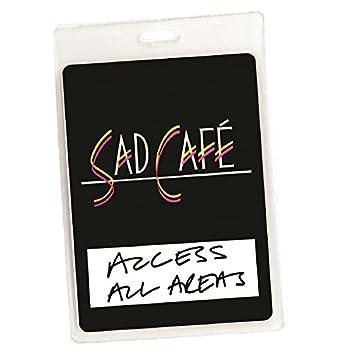 Access All Areas - Sad Café (Audio Version)