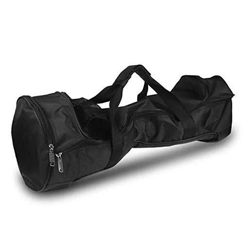 Uobeketo - Bolsa de transporte impermeable de dos ruedas para coche con bolsa de transporte inteligente para patinete eléctrico o para coche con giro de 6.5/8/10 pulgadas