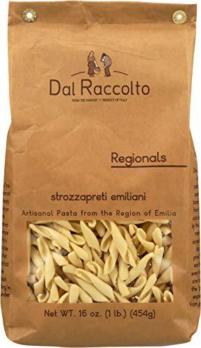 Dal Raccolto Strozzapreti Pasta, 1.0 lb
