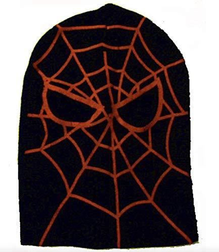 N&B Maske Sturm-Masken schwarz Herren Damen Windschutz-Maske Hooligan Mask Spider RED
