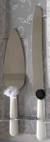 P&D pour Le Mariage Couteau et Pelle à Tarte et 1 Couteau à Tarte -