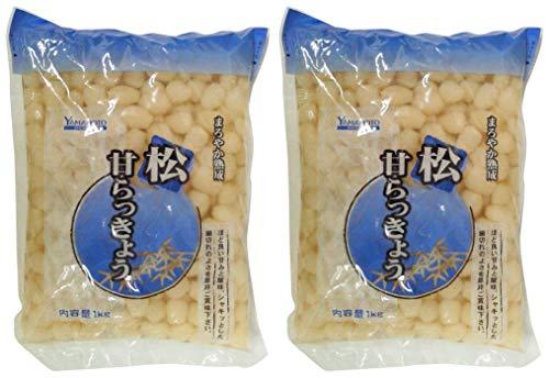 山本食品工業 松甘らっきょう 1kg×2袋