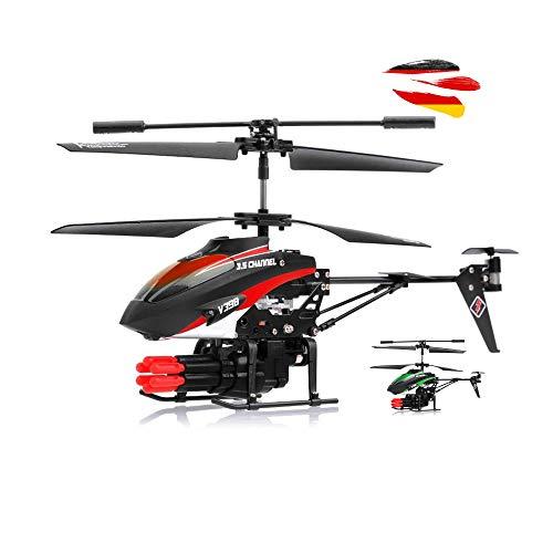 HSP Himoto Hélicoptère radiocommandé 3,5 canaux avec...