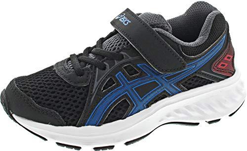 ASICS Unisex-Child 1014A034-006_35 Running Shoes, Black