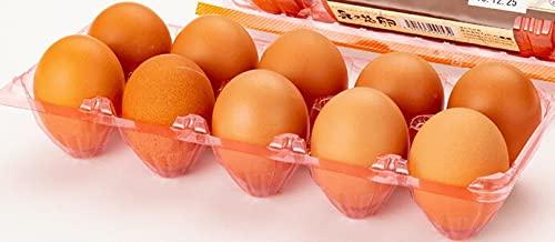 【朝市場のデイリーフーズ】奥久慈卵 赤 パック