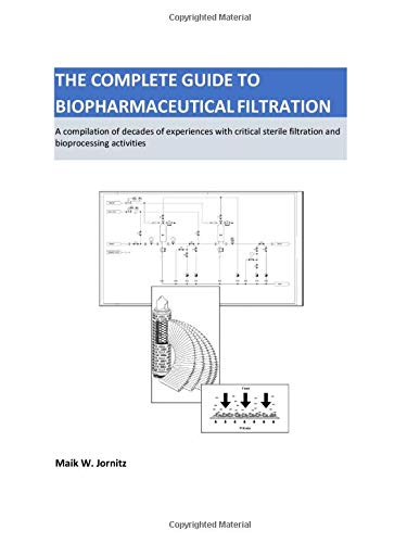 THE COMPLETE GUIDE TO BIOPHARMACEUTICAL FILTRATION: A Compilation of Decades of Experiences with Critical Sterile Filtration and Bioprocessing Activities
