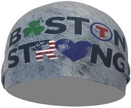 """Bondi Band Boston Strong Moisture Wicking 4"""" Headband"""