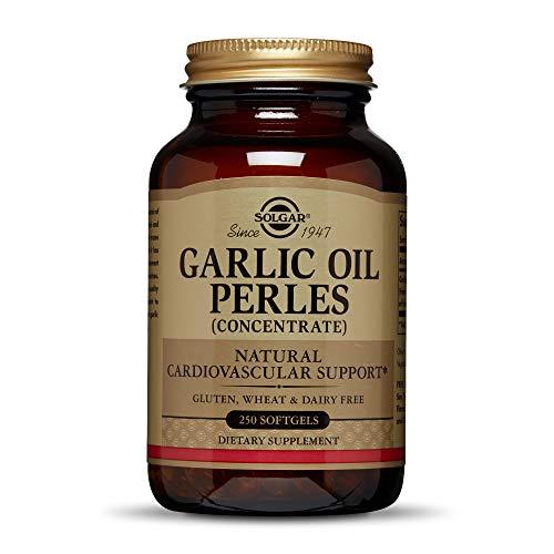 6. Solgar – Garlic Oil Perles