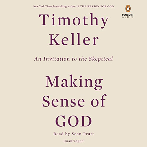 Couverture de Making Sense of God